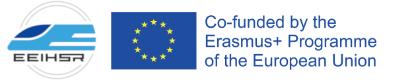 EEIHSR - Economics, Ecology and Infrastructure at High-Speed Railways - LOGO